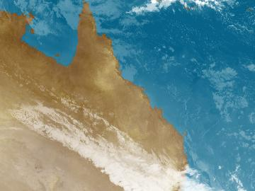 QLD satellite