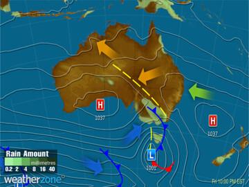 synoptic map