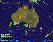 Synoptic Chart Australia - D5