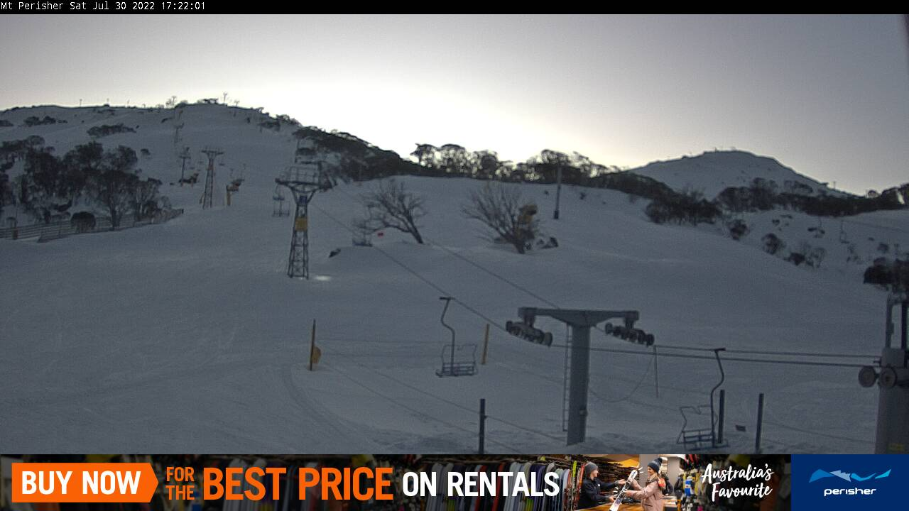 Mt. Perisher